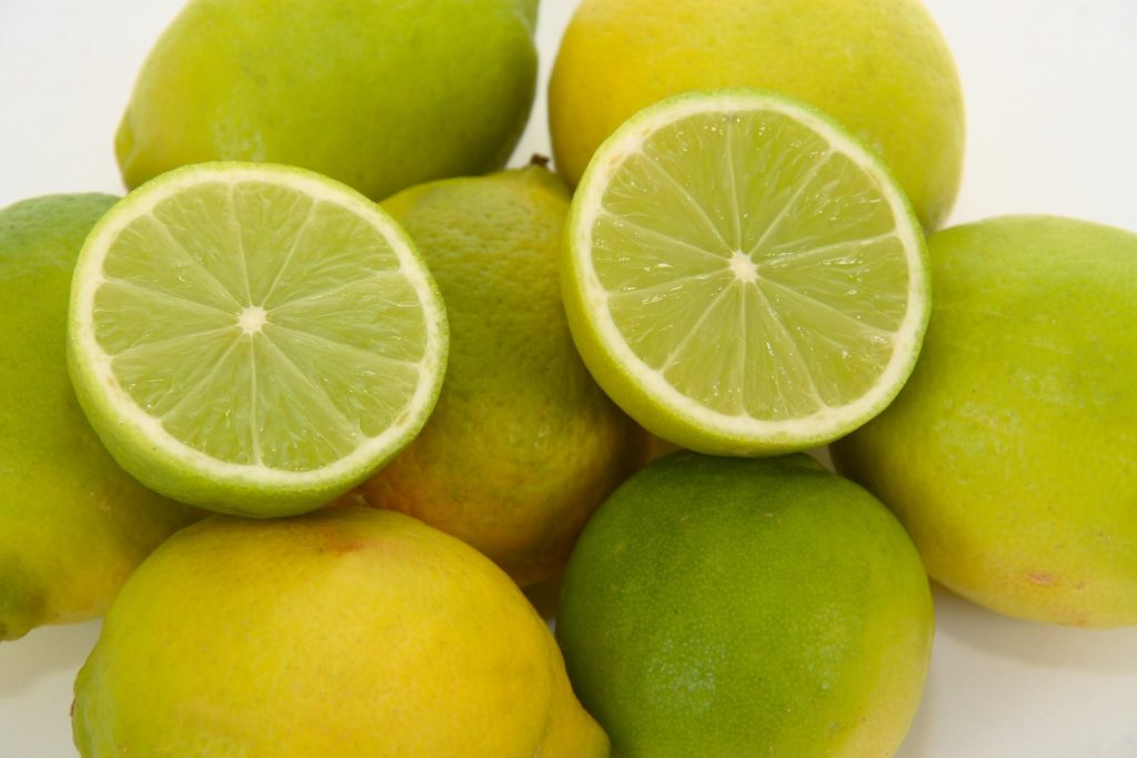 South Africa's famous lemons and limes. Once you taste them, you'll understand why.